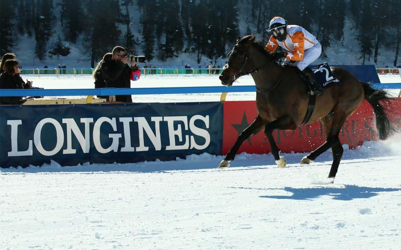 White Turf - 3rd Raceday; Horse Racing; 2019
