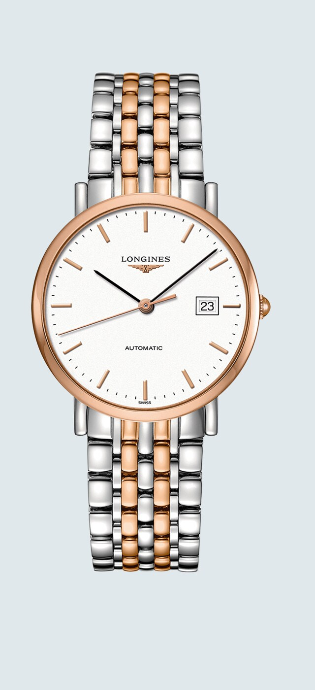 Watch Longines The Longines Elegant Collection L4 810 5 12 7