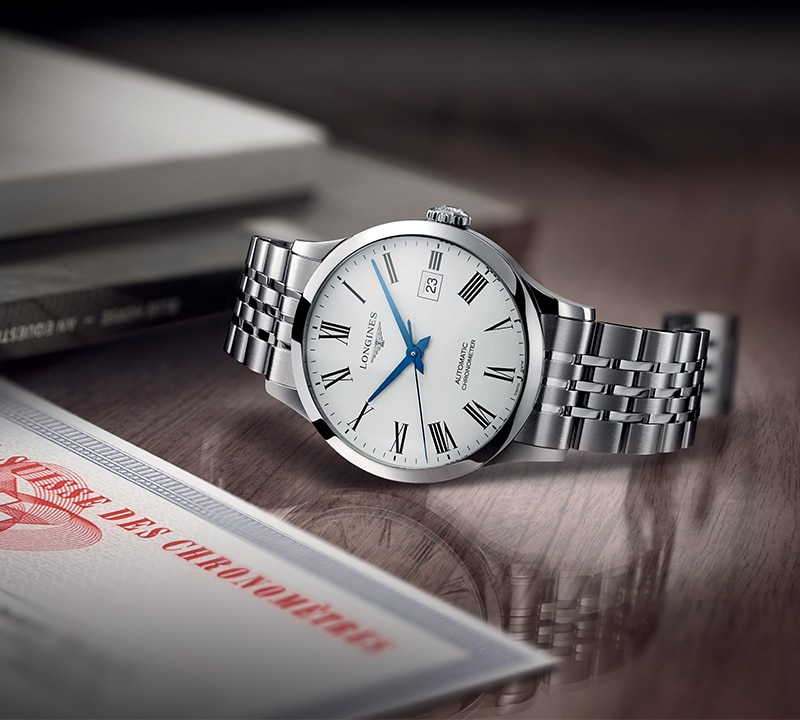 d173c34cddc Longines® Record   Watches born of Tradition