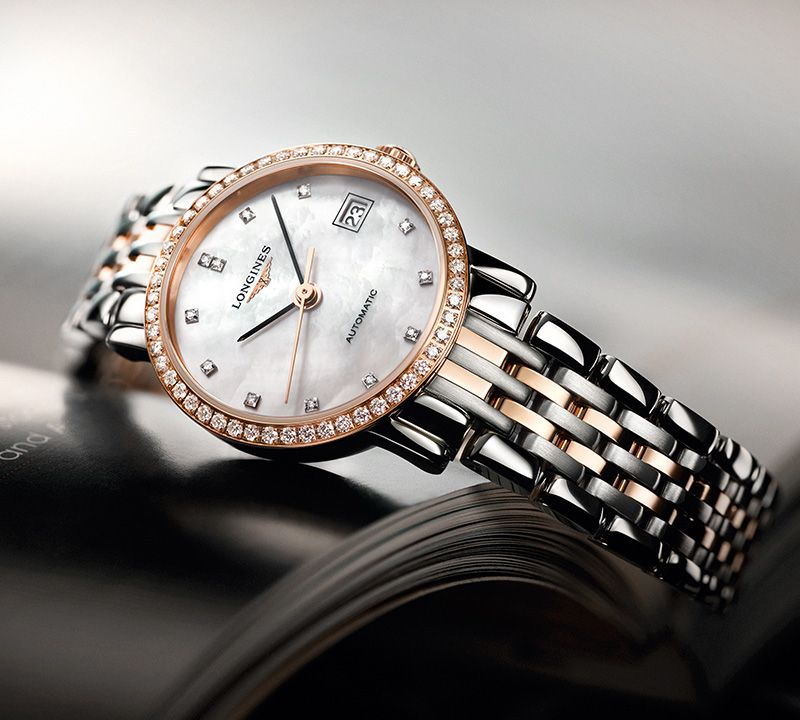 Longines® Elegant Collection   Watches born of Tradition 390d5f95b6