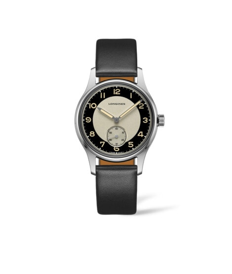 Watch The Longines Heritage Classic L2.330.4.93.0
