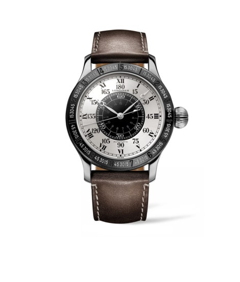 Watch The Lindbergh Hour Angle Watch L2.678.1.71.0