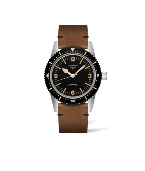 Watch The Longines Skin Diver Watch L2.822.4.56.2