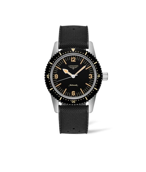 Watch The Longines Skin Diver Watch L2.822.4.56.9