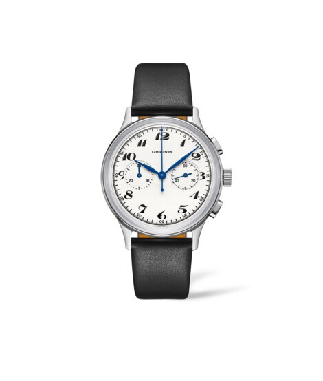 Watch The Longines Heritage Classic L2.827.4.73.0