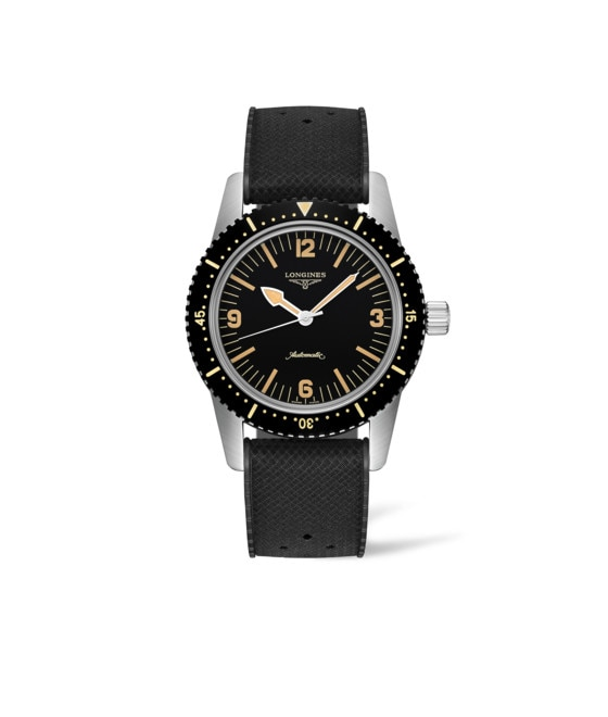 a86f8feef Watch Longines The Longines Skin Diver Watch L2.822.4.56.2