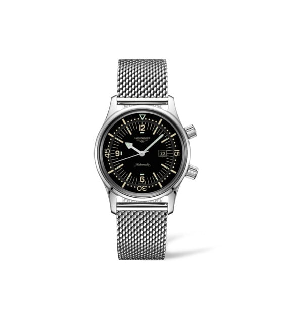 Longines® Heritage Collection : Watches born of Heritage