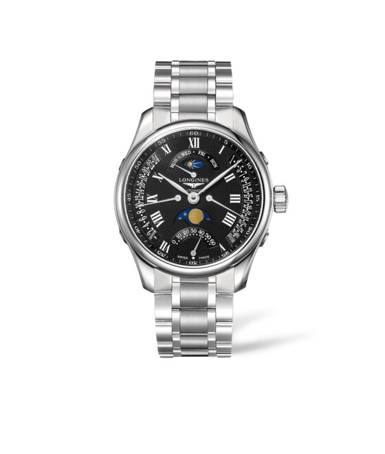watch longines the longines master collection l2 739 4 71 3