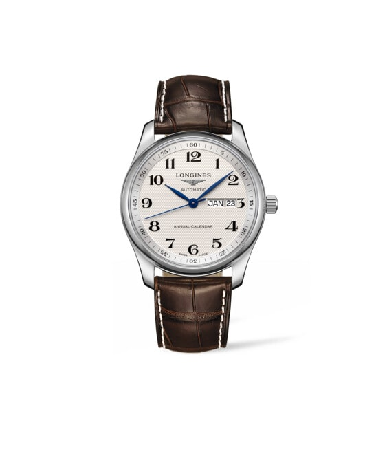 longines master collection watches born of tradition