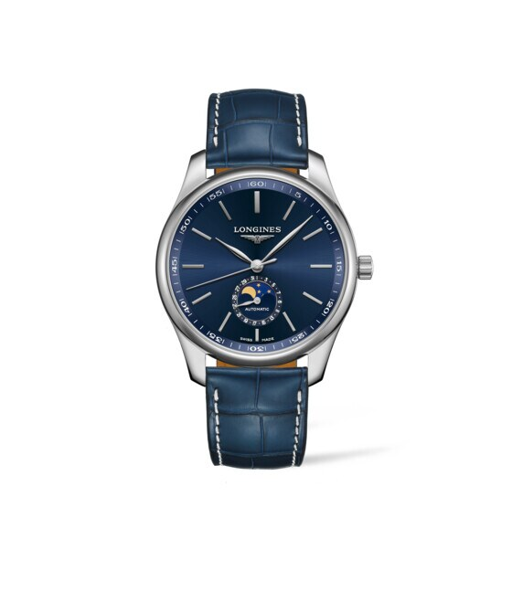 Calendario Supermaster.Longines Master Collection Watches Born Of Tradition