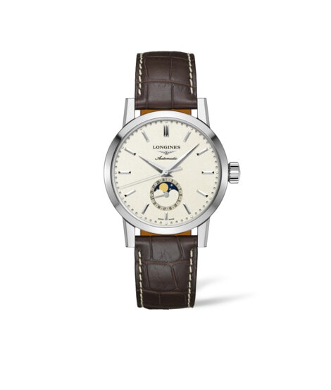Watch The Longines 1832 L4.826.4.92.2