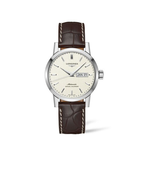 Watch The Longines 1832 L4.827.4.92.2