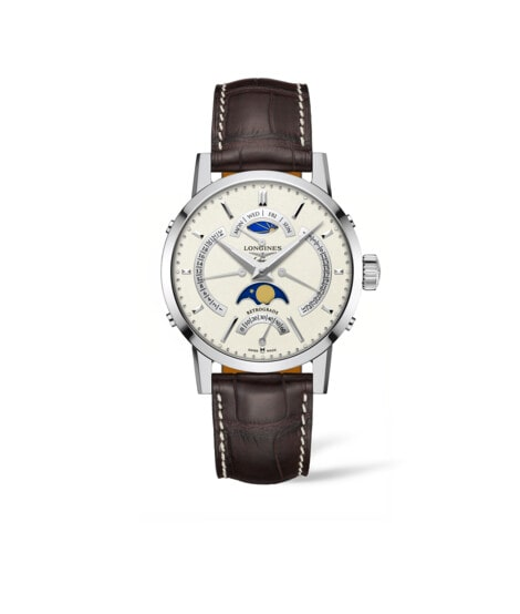 Watch The Longines 1832 L4.828.4.92.2