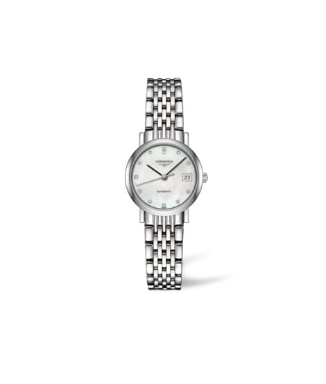 Watch The Longines Elegant Collection L4.309.4.87.6