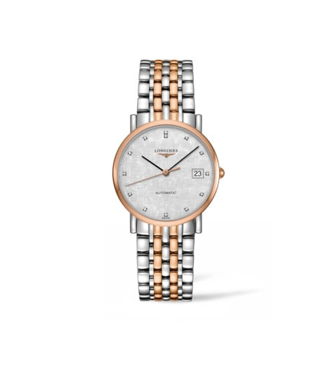Watch The Longines Elegant Collection L4.809.5.77.7