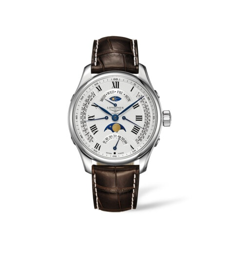 Watch The Longines Master Collection L2.739.4.71.3