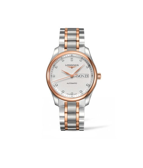 Watch The Longines Master Collection L2.755.5.97.7