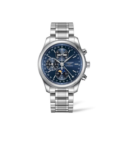 Watch The Longines Master Collection L2.773.4.92.6