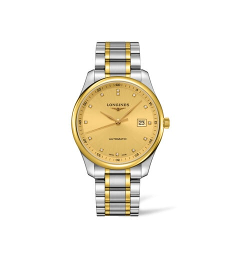 Watch The Longines Master Collection L2.893.5.37.7