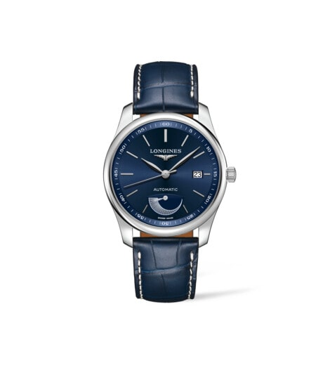 Watch The Longines Master Collection L2.908.4.92.0