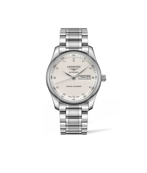Watch The Longines Master Collection L2.910.4.77.6