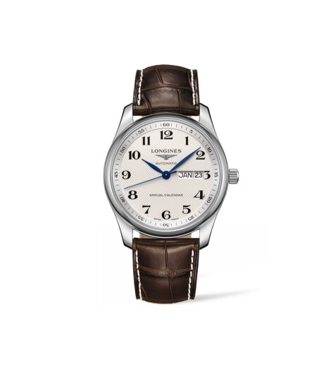 Watch The Longines Master Collection L2.910.4.78.3