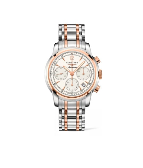 Watch The Longines Saint-Imier Collection L2.752.5.72.7