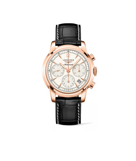 Watch The Longines Saint-Imier Collection L2.752.8.72.3